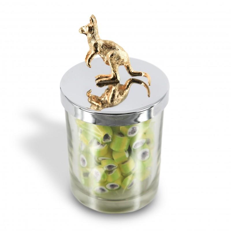 Kangaroo Lolly Jar