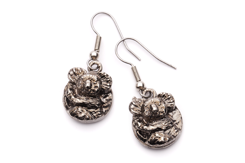 Earrings Koala