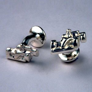 Motor Racing Grand Prix Cufflinks