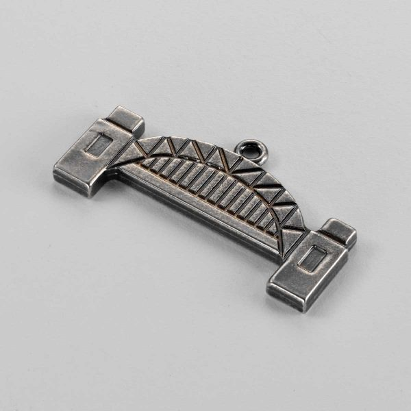 Sydney Harbour Bridge Charm Nickel 3