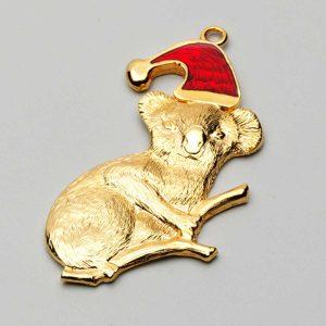 Christmas Koala Charm Ornament