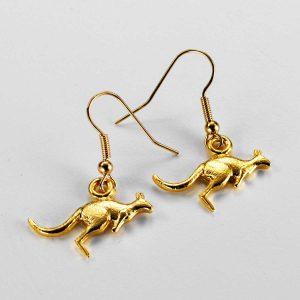 Earrings-gold-kangaroo-small